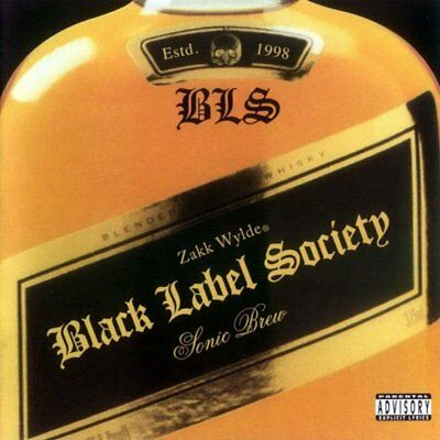 Black Label Society – Sonic Brew RARE COLLECTOR'S NEW CD! FREE SHIPPING!