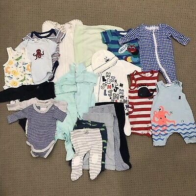 Baby Boy Bundle Bonds, H&M, Sprout, little marc jacobs, Marquise