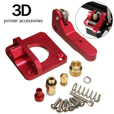Aluminum 3D Printer Extruder Drive Feed Frame For Creality Ender 3 Right Hand