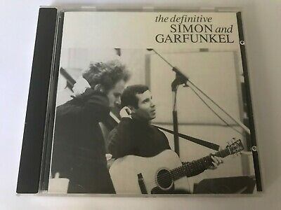 THE DEFINITIVE SIMON AND GARFUNKEL CD - 20 Tracks - VERY GOOD CONDITION FreePost