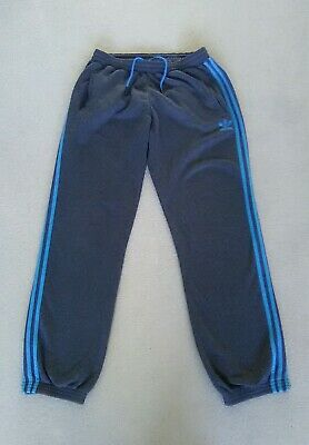 ADIDAS MENS FLEECE Lined Jacket Black Patent Chile 62 Thick