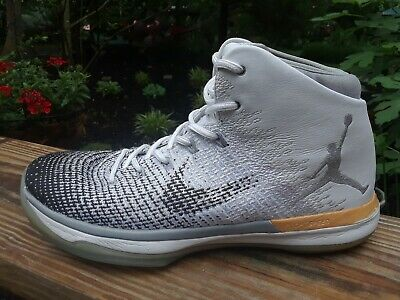 117244e5ea6 Nike Air Jordan XXXI CNY Chinese New Year White Grey 885429-103 Men's Size 9