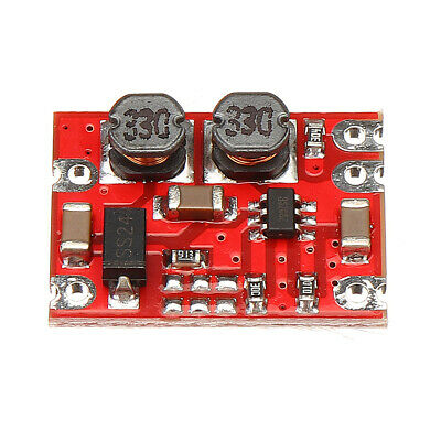 5pcs DC-DC 2.5V-15V to 3.3V Fixed Output Automatic Buck Boost Step Up Step Down