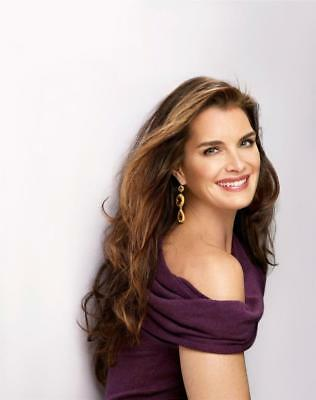 Brooke Shields 8x10 Photo Picture Very Nice Fast Free Shipping #58