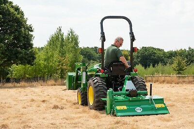 G-FTL155 - Rotary Tiller 1.55m wide - For Compact Tractors