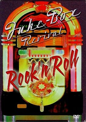 Del Shannon / Bobby Vee - Jukebox Revival Rock 'N' Roll DVD - NEW - FREE UK P&P