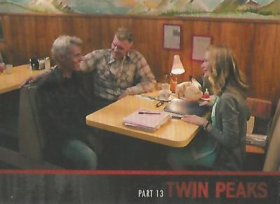 """Twin Peaks - L39 """"A Limited Event Series"""" Chase Card"""