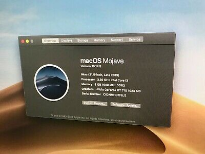 Hackintosh Mojave Update