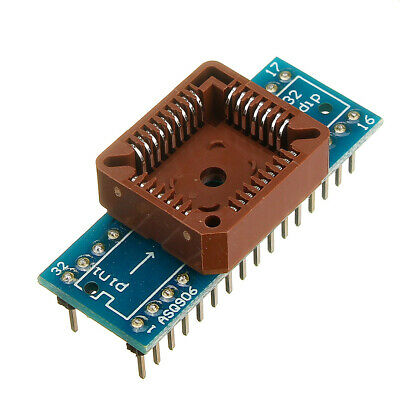 PLCC32 To DIP32 Programmer IC Adapter Socket for Arduino