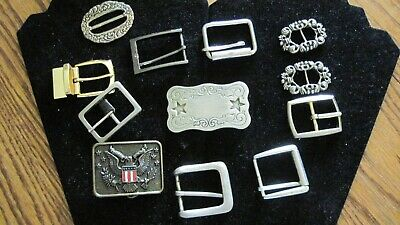 Belt Buckle Collection Pre-Owned
