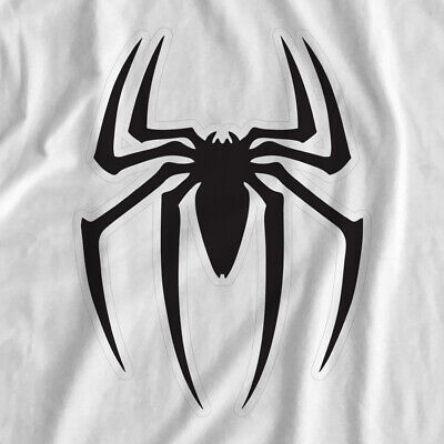 Superhero Logos | Spiderman | Iron On T-Shirt Transfer Print