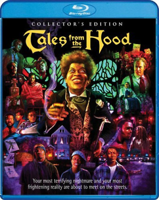 PB HORROR-TALES FROM THE HOOD (BLU RAY) (COLLECTORS EDITION/WS/1.85: Blu-Ray NEW