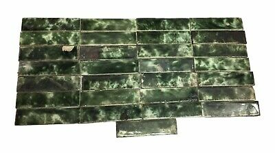 Cambridge Tile Co. Green Mixed 6 in. Tile Set
