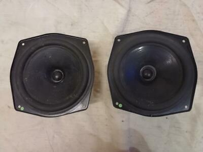 """GOOD PAIR OF KEF B200 SP1014 8"""" 8 Ohm WOOFERS 1977"""