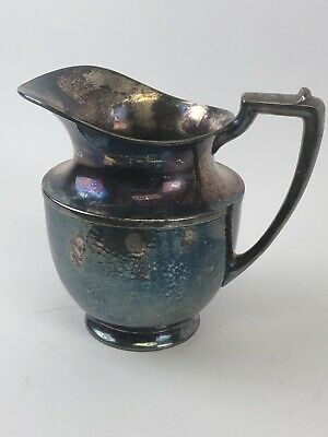 - Meriden S.P. Co Water Pitcher 965