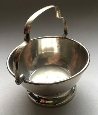 Antique Victorian Silver Plated APUX EPNS Bon-Bon Bowl Basket Made in England