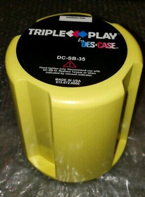 Des Case DC-SB-35 Triple Play Breather Filter