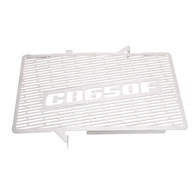 Stainless Steel Radiator Guard Grille Protector For Honda CB CB650F Motorcycle
