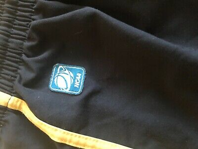 promo code 5fc2a 3ef9e Pittsburgh Pitt Panthers Basketball Navy Blue Replica Game Shorts Size X  Large
