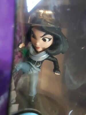 New in Box Jessica Jones Netflix Marvel Q-Fig Figure Quantum Mechanix In Box