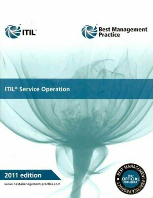 ITIL Service Operation by The Cabinet Office 9780113313075 | Brand New