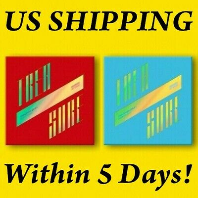 US SHIPPING Ateez-[Treasure Ep.3:One To All] CD+Poster/On+Book+Card+etc+Gift