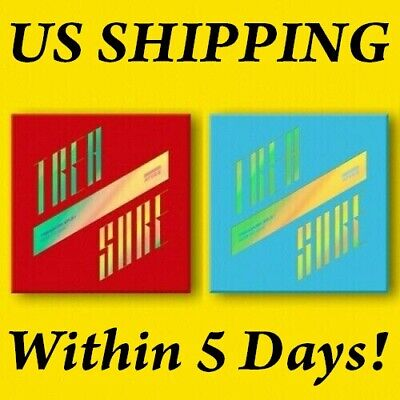 US SHIPPING Ateez-[Treasure Ep.3:One To All] CD+Poster/On+Book+Card+etc