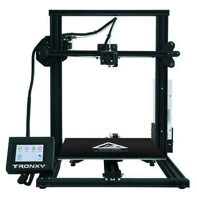 Tronxy XY-3 Aluminumn Profile 3D Printer 310*310*330mm Printing Size With Resume
