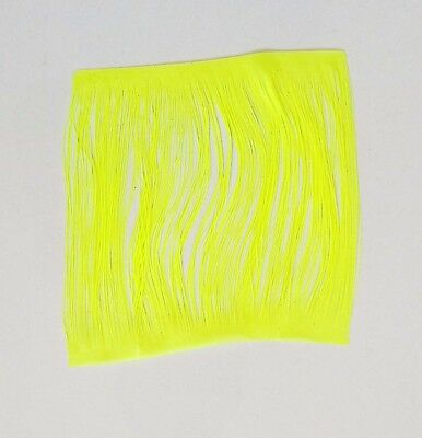 400 strands Silicone skirt Tab layers Lure Making Craft Spinner Strip jig 15