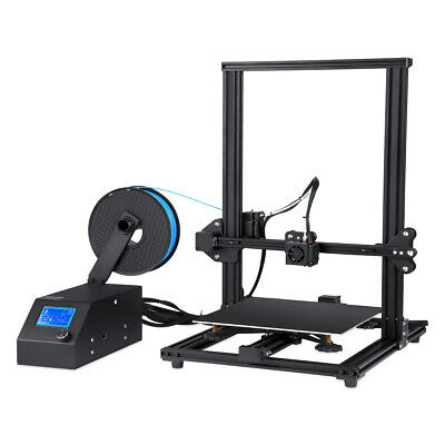CREASEE CS-10S Double Z-Axis Driver 3D Printer Kit 300*300*400mm Printing Size