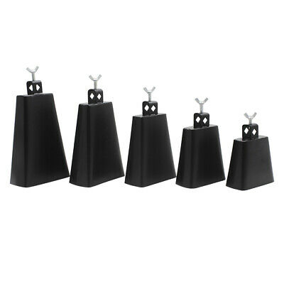 Metal Steel Cattlebell Cowbell Personalized Cow Bell Percussion Instruments