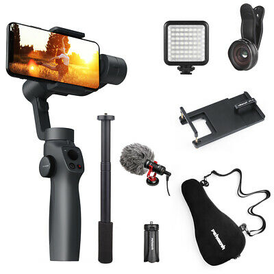 Funsnap Capture 2 3-Axis Handheld Gimbal Stabilizer for Smartphone+Bag+Rich Gift