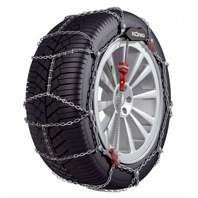 Genuine Brand New Thule CD-10 020 Snow Chains Supplied By Fiat 71806439