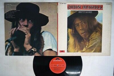JOHN MAYALL EMPTY ROOMS POLYDOR MP 2087 Japan VINYL LP
