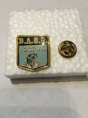 Collectible B.A.S.S. Bass Anglers Sportsman Society Pin