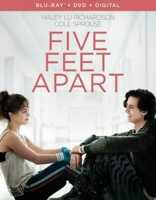 Five Feet Apart (DVD,2019)