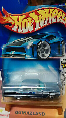 9996 Hot wheels First Editions /'67 Dodge Charger 2000-088