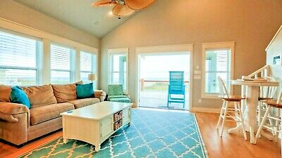 June 27 to July 4 * Crystal Beach, TX Luxury Beach Home*No Timeshare*Great Views