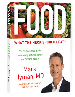 Food: What the Heck Should I Eat? by Mark Hyman  PDF