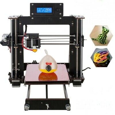DIY Prusa I3 3D Printer 200*200*180mm Printing Size Support Off-line Printing 1.