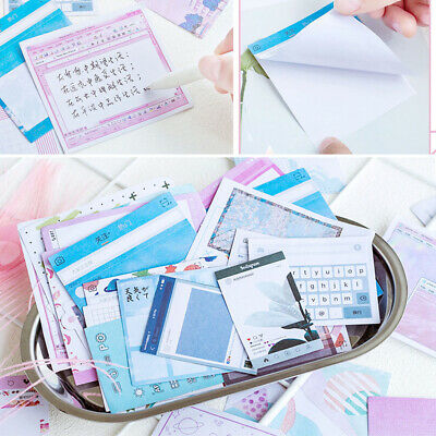 Scrapbooking Stationary Phone Decor Journal Stickers Paper Sticker Diary Label