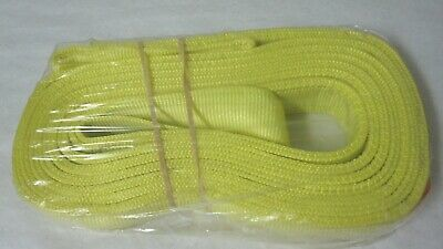 "DD Sling Eye and Eye 2"" x 20' Web Nylon 92EE2 Made in USA"