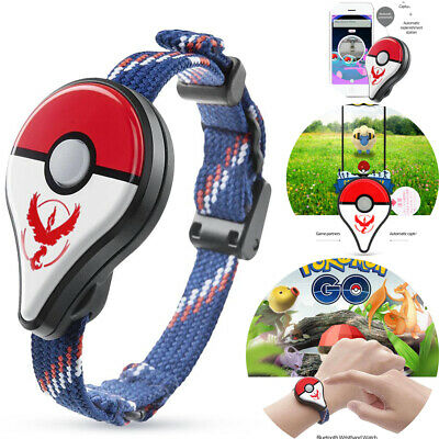 Go Plus Bluetooth Wristband Bracelet for Nintendo Pokemon Watch Game Accessory