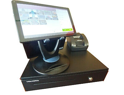 Easy To Use Pos, Free Software No Monthly Fees With Customer Screen