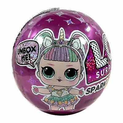 L.O.L. Surprise! Sparkle Doll LOL MGA Collectible Series CHOP