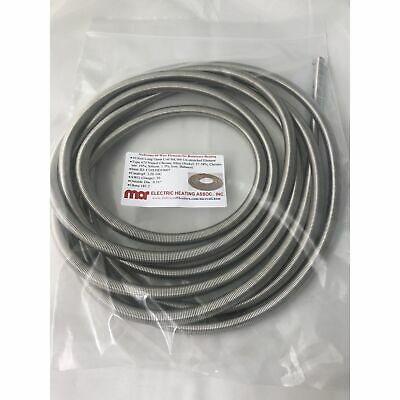 L20-10C N6 .25ID 10ft Nichrome Open Coil