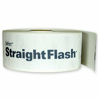 "DuPont Tyvek StraightFlash Single-Sided - 4"" x 150' - 1 Roll"