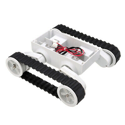6-12V DIY Smart Robot Crawler Chassis Car Kit with Motor for Arduino