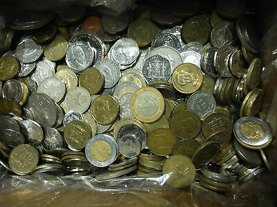 3 Pounds Of Foreign World Coins