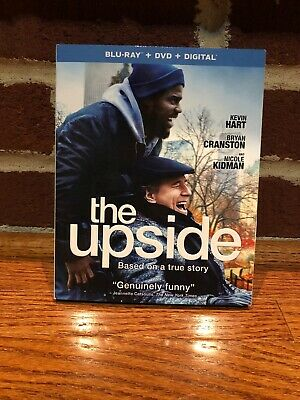 The Upside Blu Ray